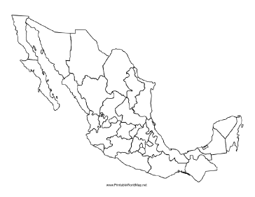Geeky image intended for mexico printable